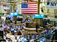 ニューヨーク証券取引所〜中の様子